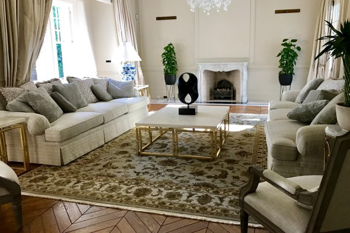 Kashmir Silk Carpets Melbourne